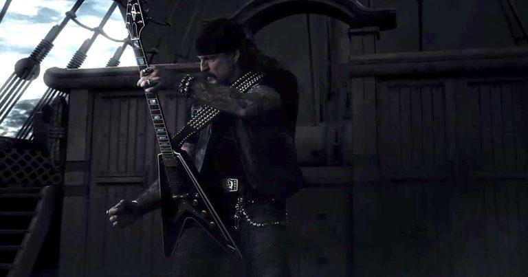 Iced Earth y el vídeo de 'Black Flag'