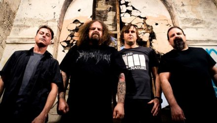 Se acercan las fechas de Napalm Death por España