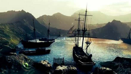 Aetherian y el vídeo 'Black sails'