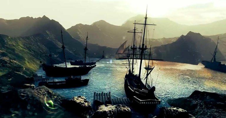 Aetherian y el vídeo 'Black sails'