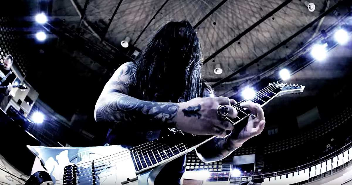 Ektomorf y el vídeo de 'The Prophet Of Doom'