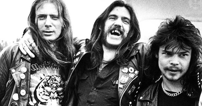 Fallece 'Fast' Eddie Clarke de Motörhead