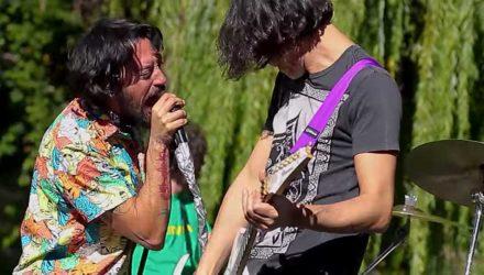 Mutant Sperm Quartet y el vídeo de The Way of the stoic'