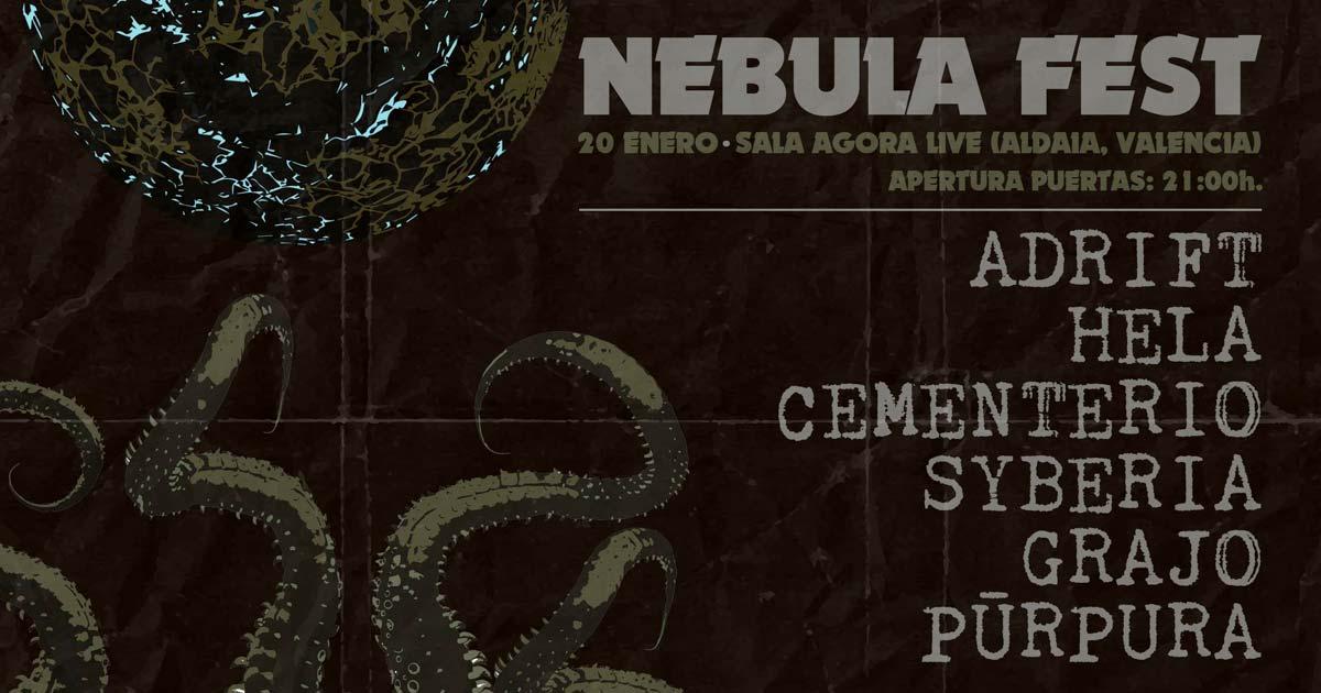Se acerca el Nebula Fest