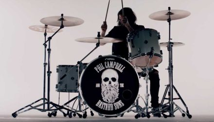 Phil Campbell and the Bastard Sons y el vídeo de 'Dark Days'