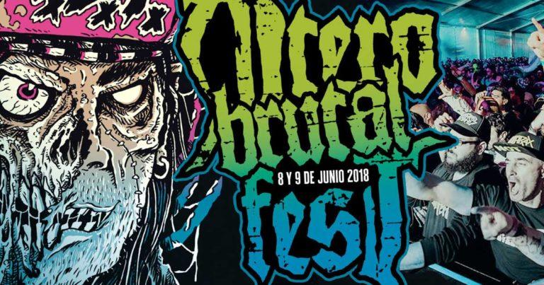 Primeras confirmaciones para el Otero Brutal Fest 2018