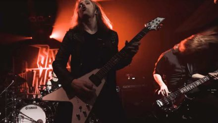 Savage Messiah y el vídeo de 'Eat Your Heart Out'