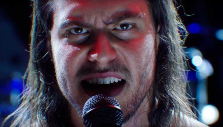 Andrew W.K. y el vídeo de 'Ever Again'