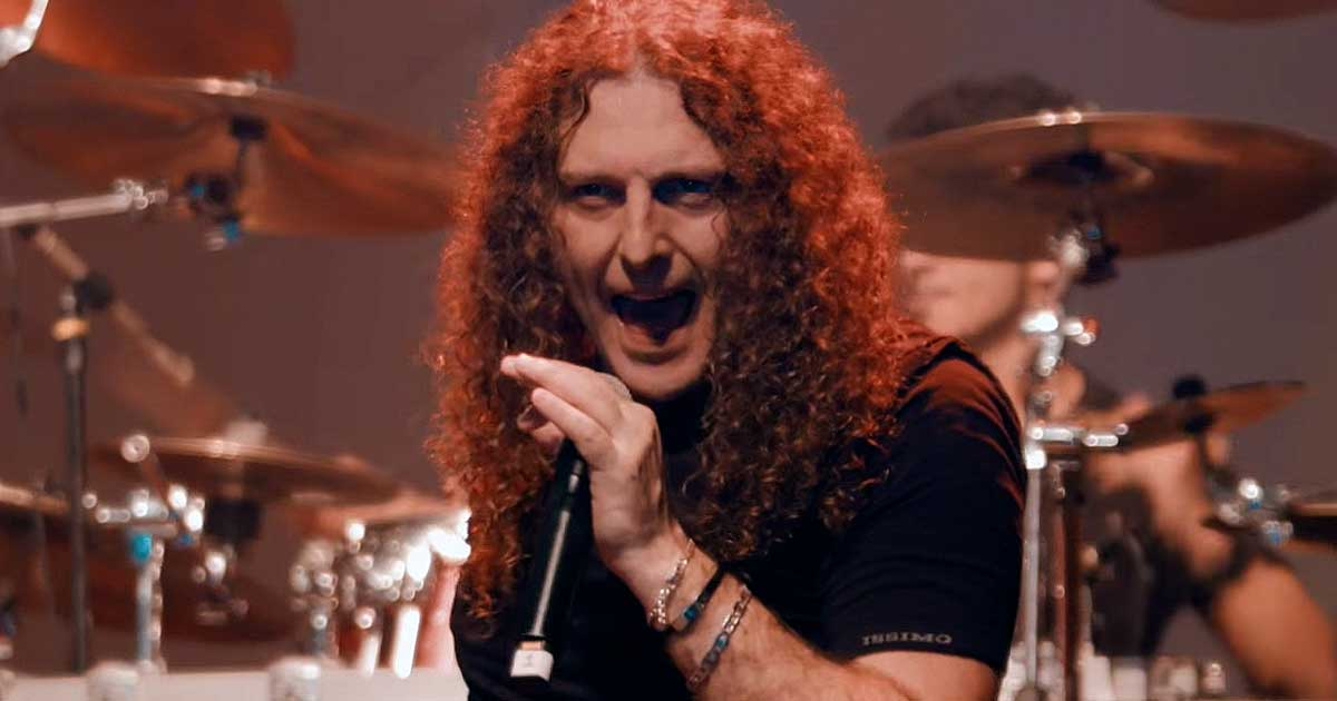 Angra y el vídeo de 'War Horns'