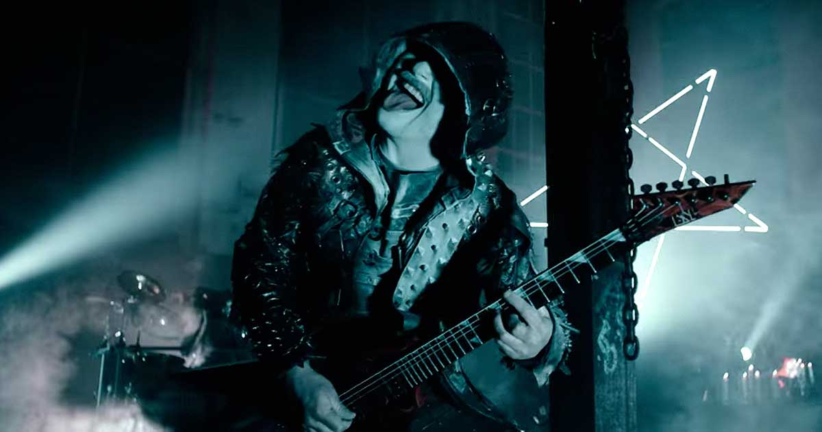 Dimmu Borgir y el vídeo de 'Interdimensional Summit'
