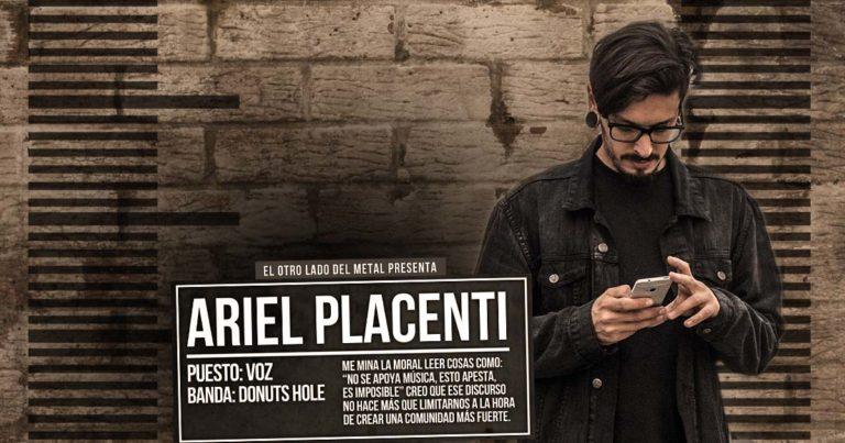 El otro lado del metal (LXXIX): Ariel Placenti