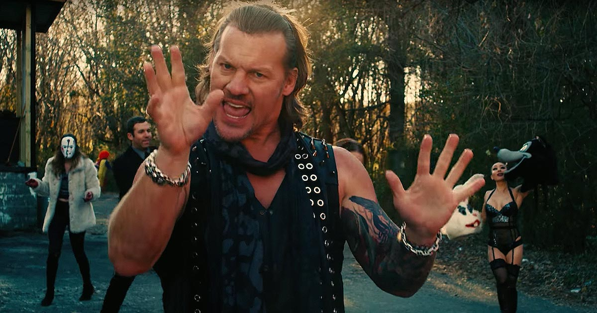 Fozzy y el vídeo de 'Painless'