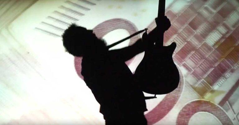 Grapeshot y el vídeo de 'Naked Emperor'
