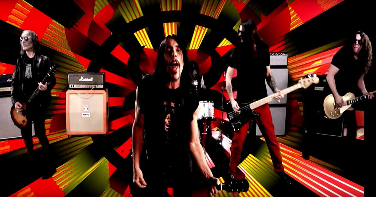 Monster Magnet y el vídeo de 'Mindfucker'