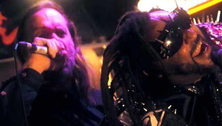 Skindred y el vídeo de 'Machine'