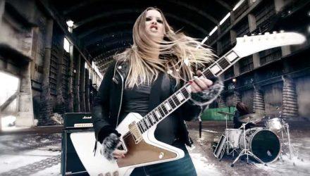 Thundermother y el vídeo de 'Whatever'