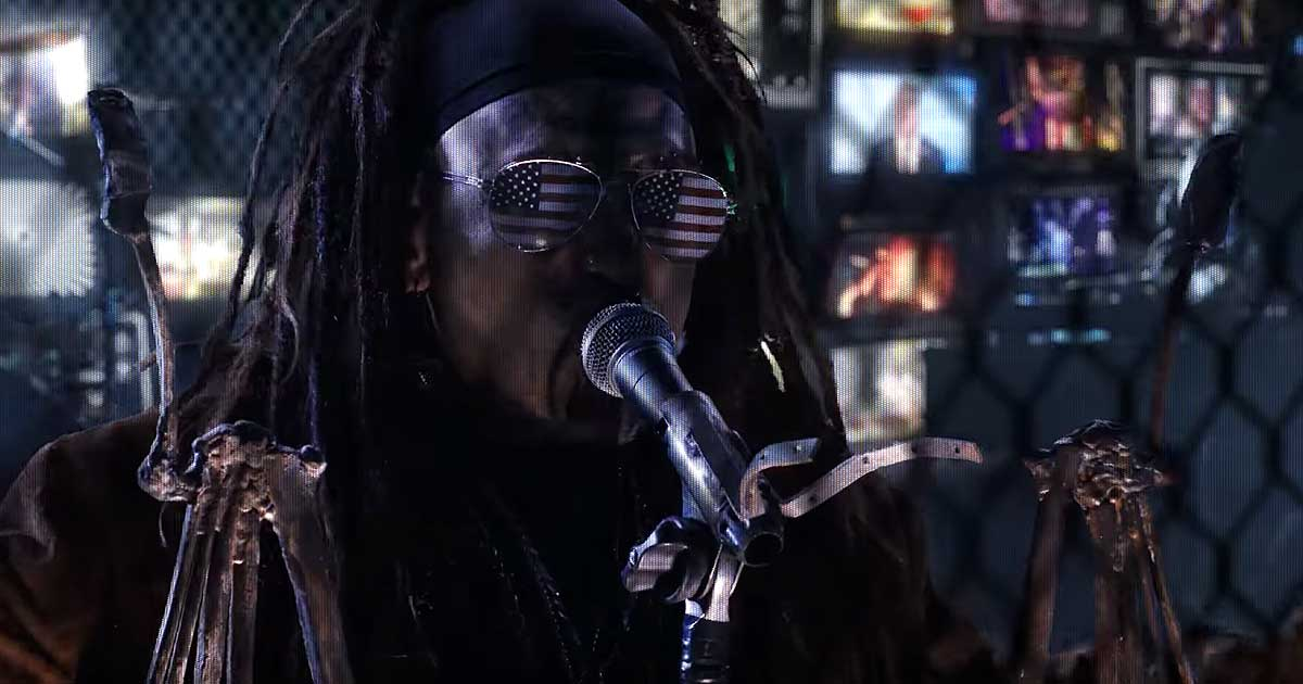 Ministry y el vídeo de 'Twilight Zone'