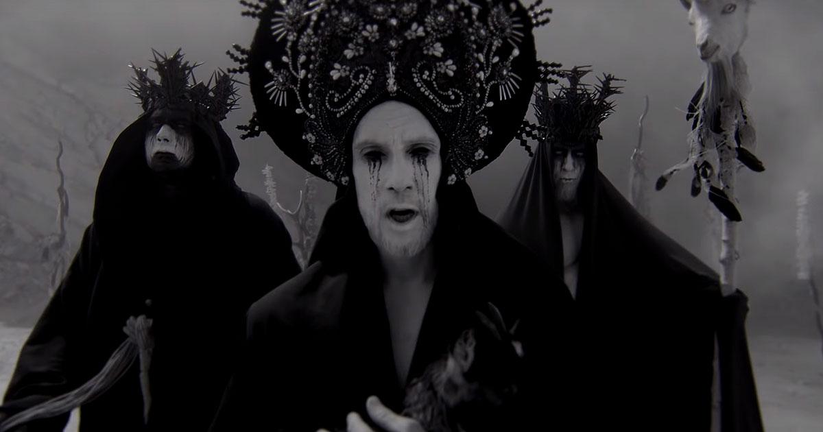 Behemoth y el vídeo de 'O Father O Satan O Sun!'