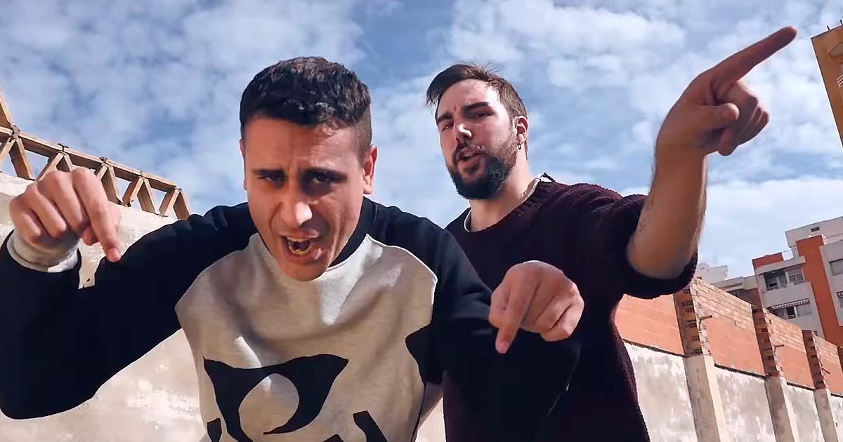 Sons Of Aguirre & Scila y el vídeo 'La Cigarra y La Hormiga'