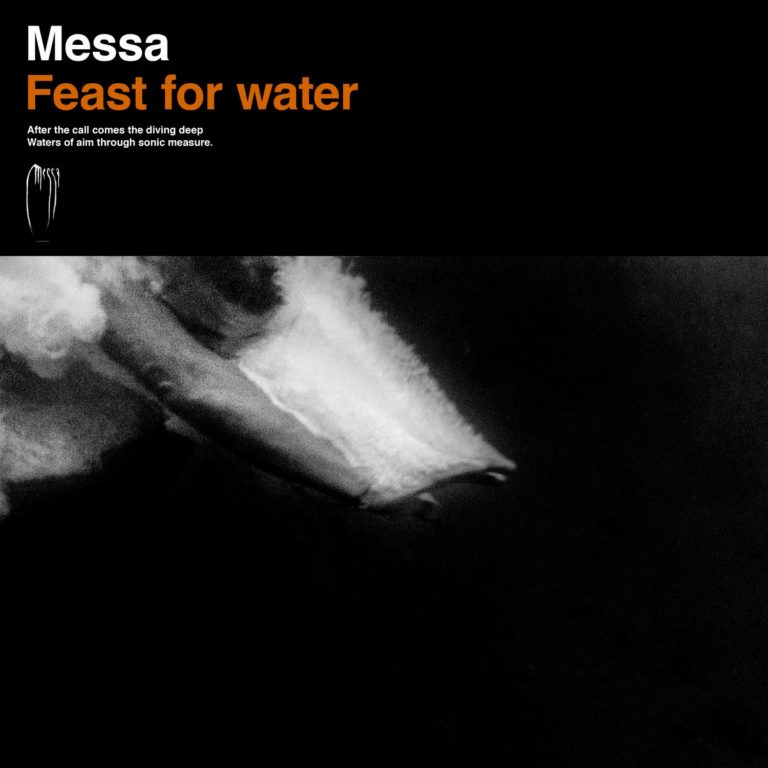 Messa 'Feast for water', crítica y portada