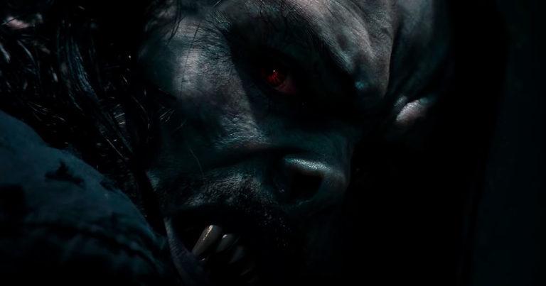 Jared Leto se deja ver como Morbius en el primer trailer oficial de la película
