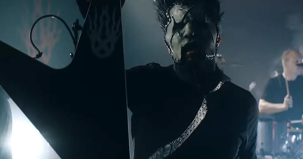 Static-X estrenan el vídeo de 'Hollow'