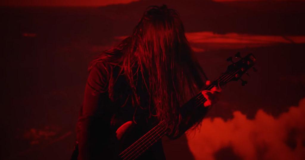 Bleed from Within y el vídeo de 'Into Nothing'