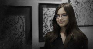 Ink & Paper Cult Club (VII): Anna Levytska