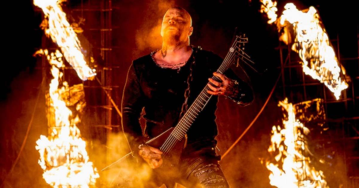 Wolfheart estrenan el vídeo de 'Hail of Steel'