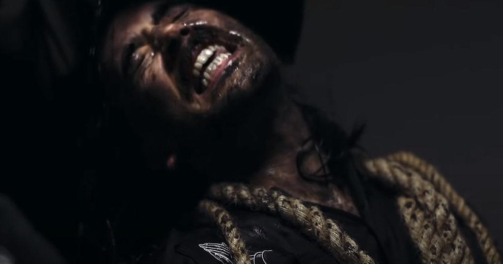Coldbones estrenan el vídeo de 'Collapse'