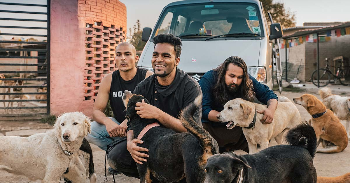 Hablamos con Jayant, Karan y Raoul de Bloodywood