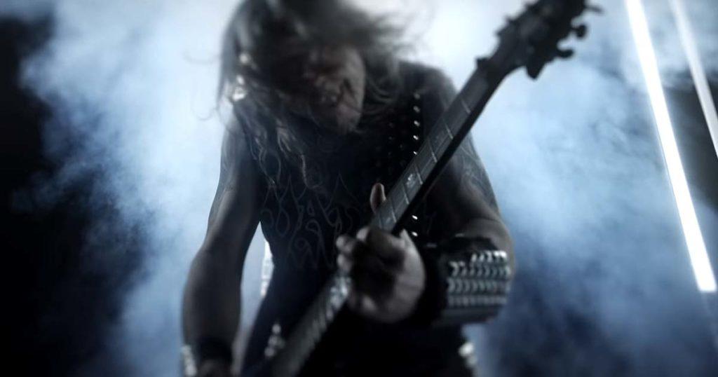 Vader y el vídeo de 'Into Oblivion'