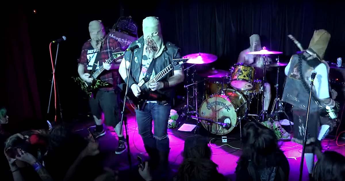 Ghoul presenta nuevo video del recopilatorio 'Worldwide Organization of Metalheads Against Nazis'