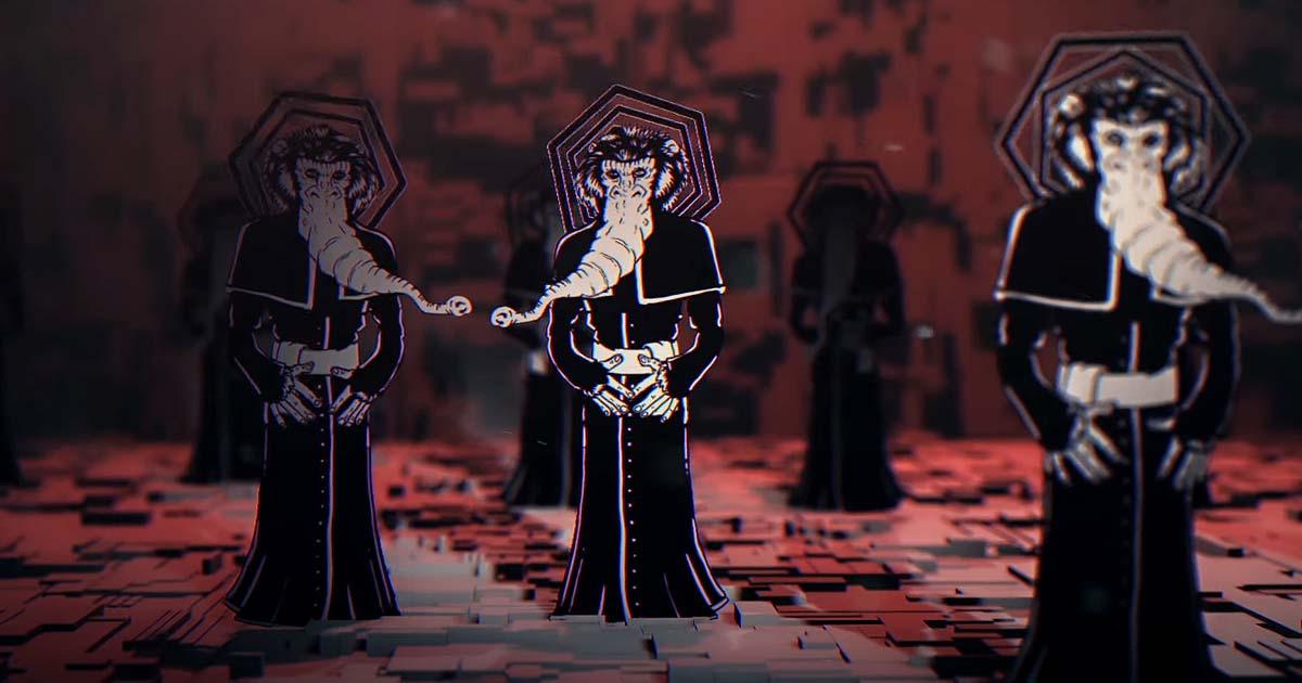 Hail Spirit Noir estrenan el vídeo de 'Crossroads' con Lars Nedland (Borknagar, Solefald)