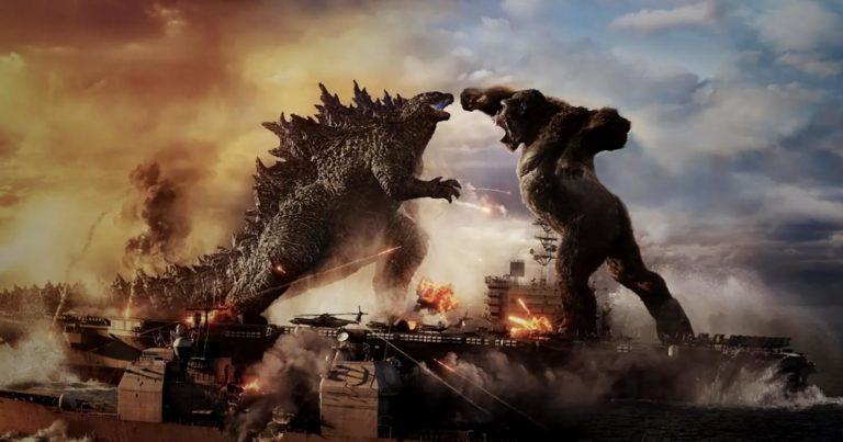 Descomunal ración de hostias en modo WWE SmackDown con el trailer de la TOHO para 'Godzilla vs. Kong'