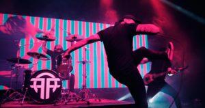 Los mexicanos Fractal Dimension estrenan su nuevo single 'Endless' con un potentísimo vídeo
