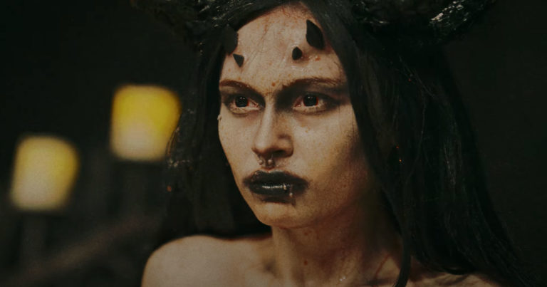 Cane Hill y el vídeo de 'God Is The Enemy: Part III'
