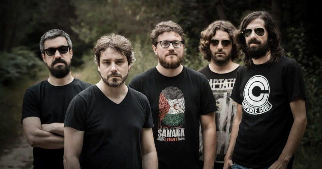 Hard rock en gallego con el nuevo EP de John Deeres, 'Cinzas'