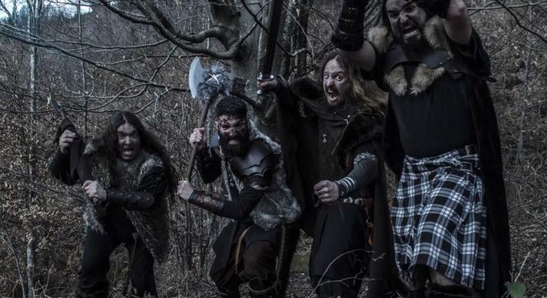 Los folk metaleros donostiarras Biersbreaker estrenan un nuevo adelanto de su próximo disco, 'The Power of the Hammer'