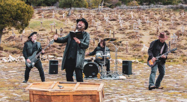 Los grooveros madrileños Grapeshot lanza su tercer disco, 'Suckcess'