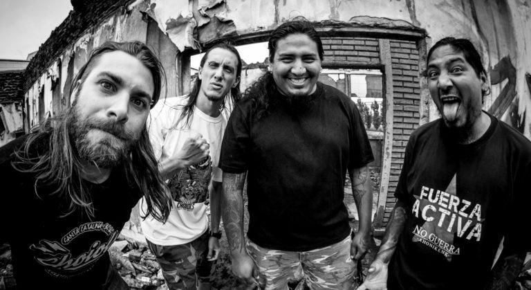 Los grooveros argentinos No Guerra rinden homenaje a su escena metalera nacional con invitados de altura