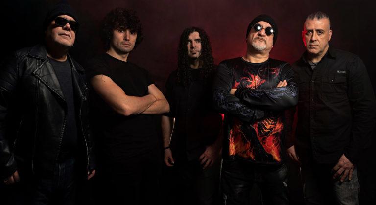 Los metaleros vizcaínos Dirty Minds estrenan 'The nine deadly sins' en lyric video